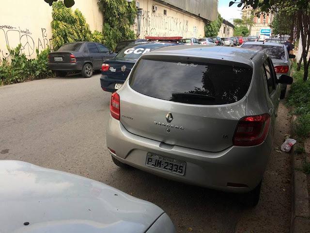 Monitoramento da GCM de Santo André recupera veículo roubado