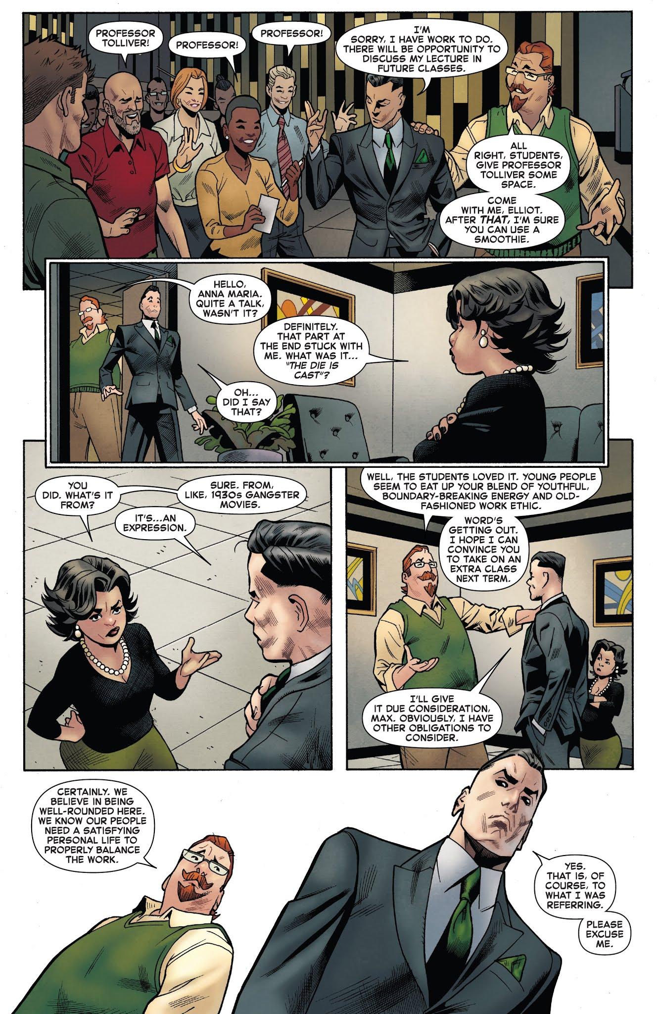 Superior Spider-Man (2019) issue 1 - Page 9