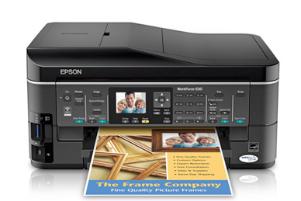 Epson WorkForce 630 Printer Driver Downloads & Software for Windows