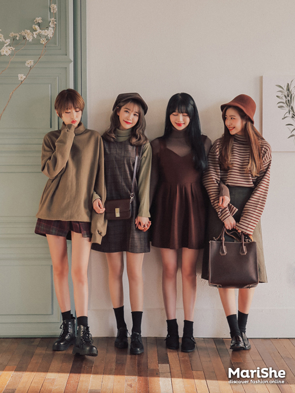 Korean Similar Fashion | Official Korean Fashion | Model