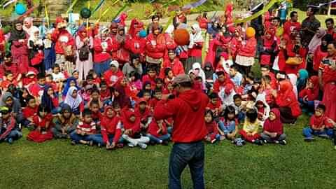 Ikuti Program Unggulan KaDo (Kampung Dongeng)