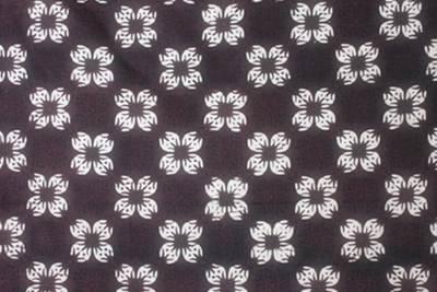 Motif Batik Kawung Yogyakarta