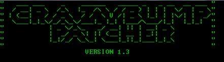 CrazyBump Hacks: CrazyBump Patcher 1 3 released