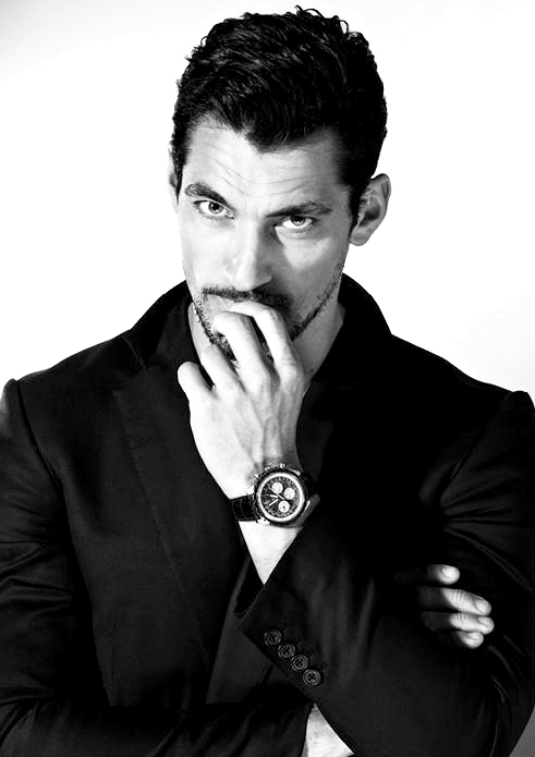 David Gandy Hot Bearded Men
