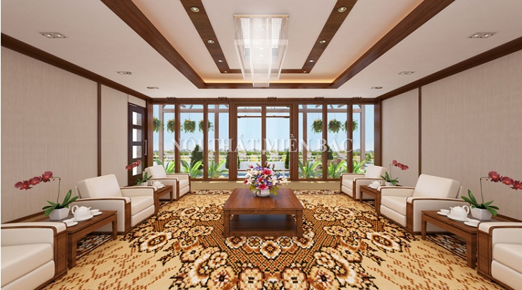 Thiết kế phòng khánh tiết cao cấp theo phong cách hiện đại - H3