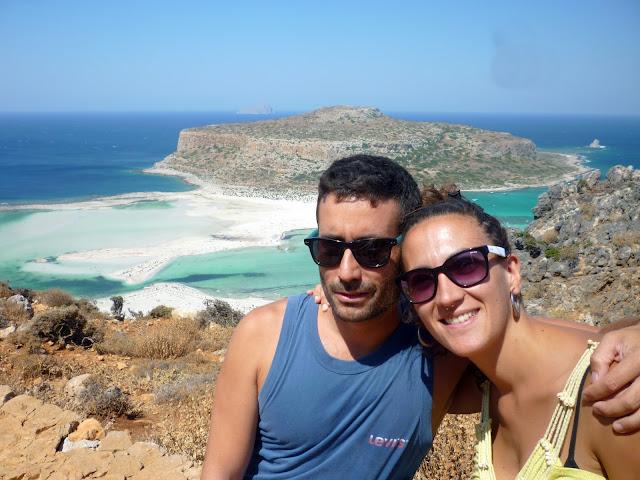 El viaje me hizo a mí - Creta (Grecia)