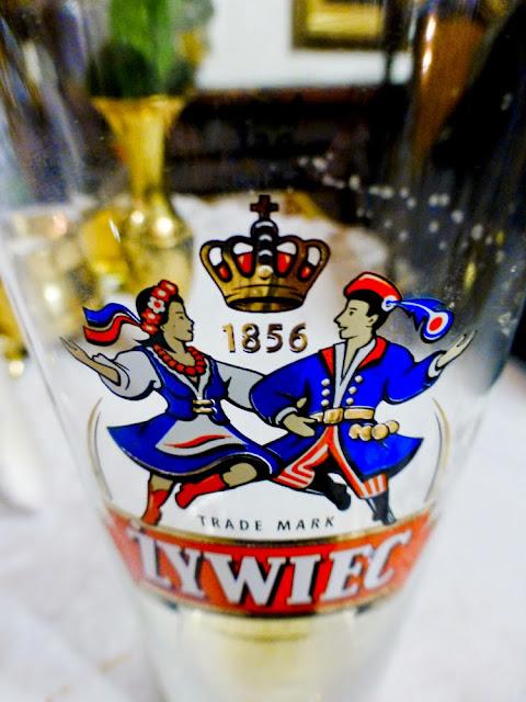 Cerveza Polaca, Restaurante Ariel, Cracovia