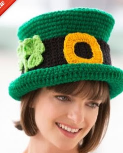 http://www.redheart.com/free-patterns/st-patrick%25E2%2580%2599s-day-chapeau