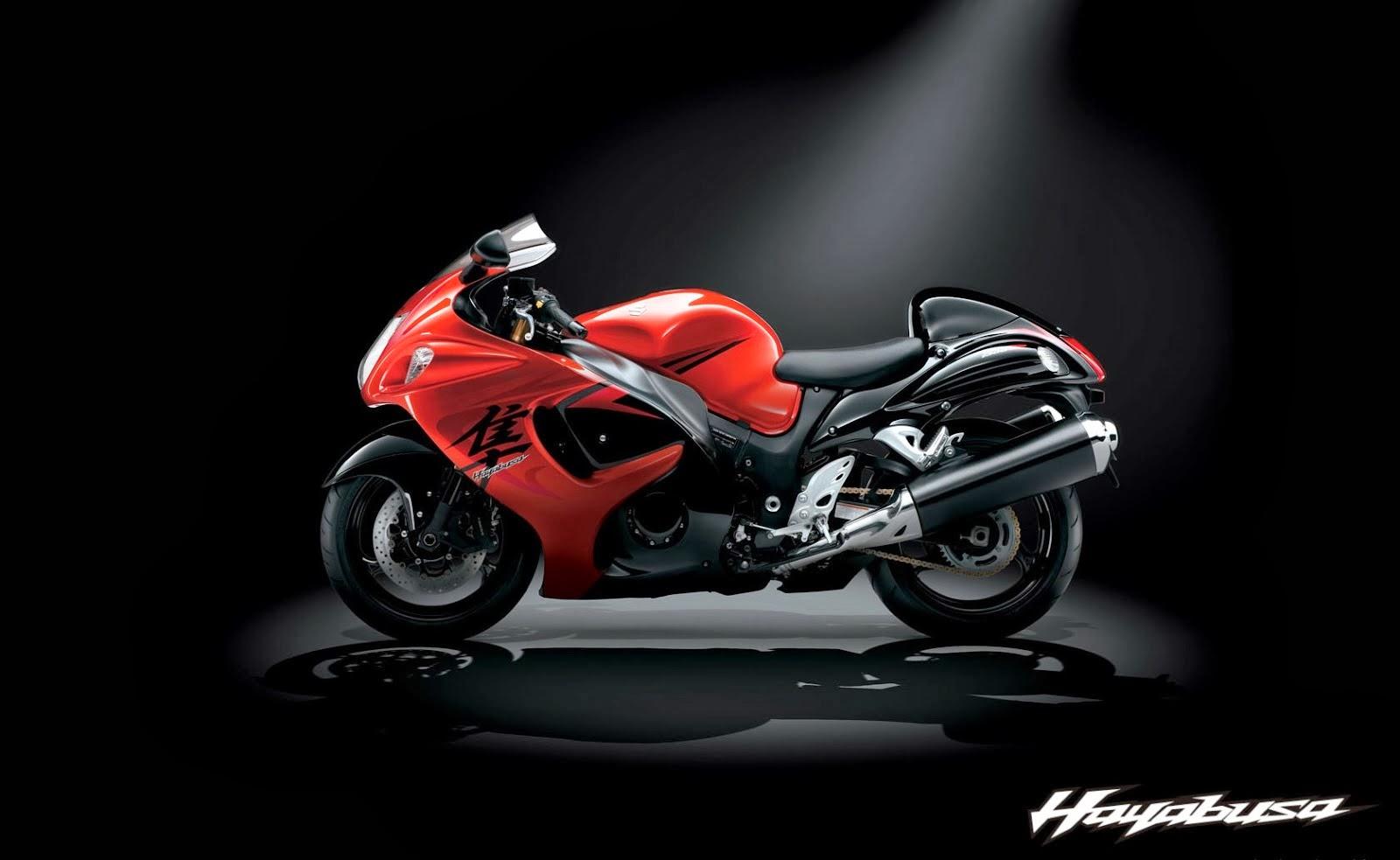 Motorcycle Racing On The Sand Suzuki Hd Desktop Mobile: HD WALLPAPERS: Download Suzuki Hayabusa Sports Bikes HD