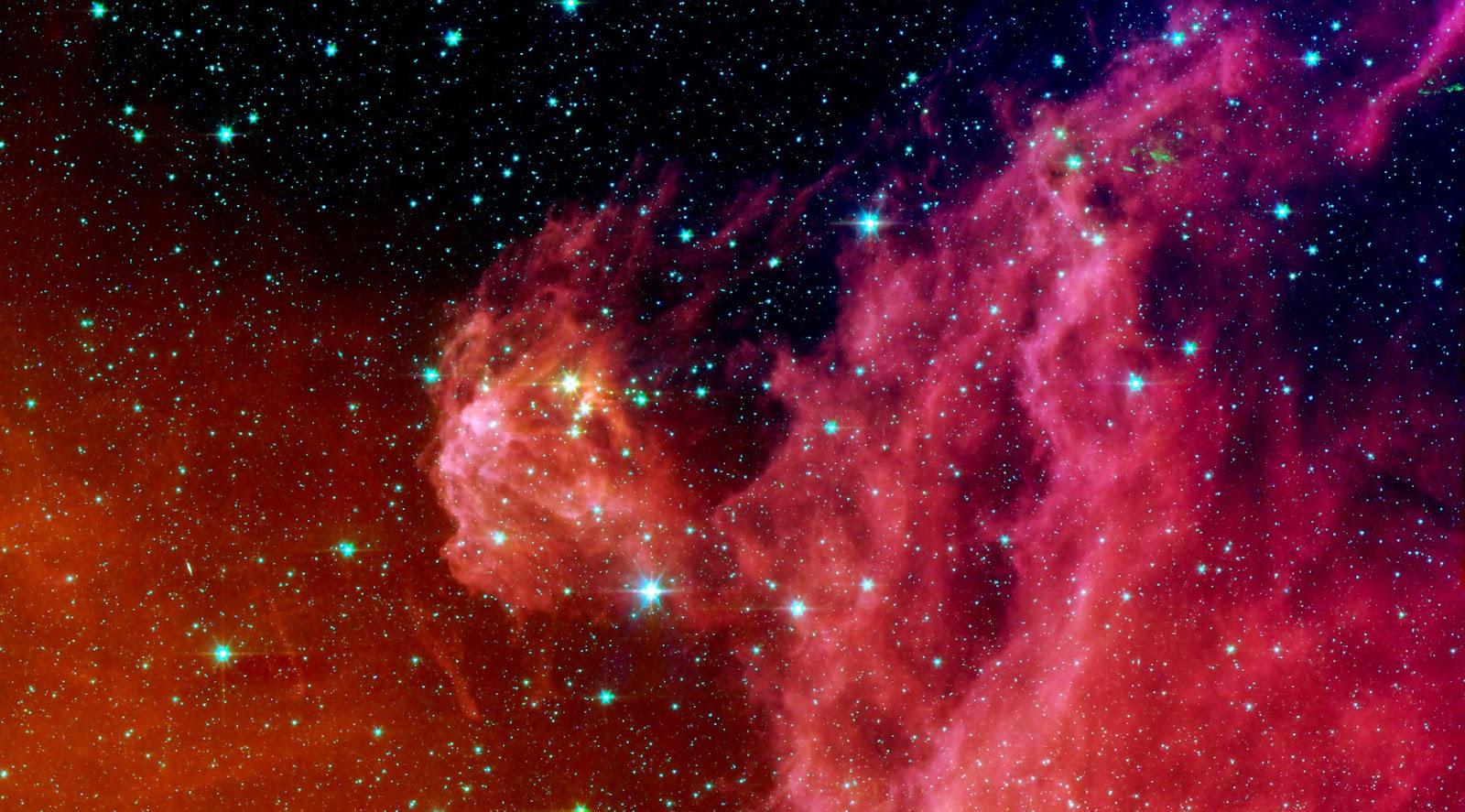 比利邁爾照(圖)片集: 與本現象相關的宇宙天體 —— 太陽系外近空天體