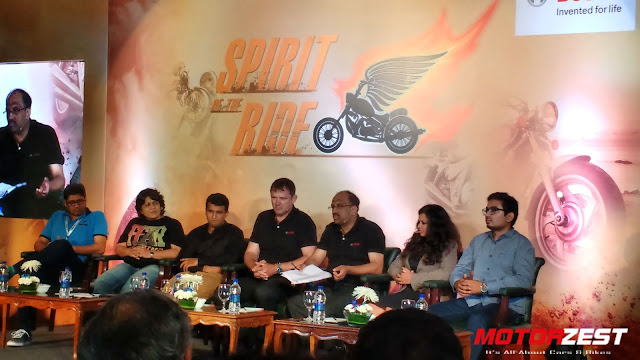'Spirit Of The Ride' Event Organised By Bosch