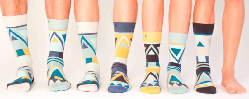 Solosocks rompe con las parejas de calcetines