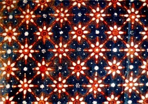 Batik Motif Trumtum