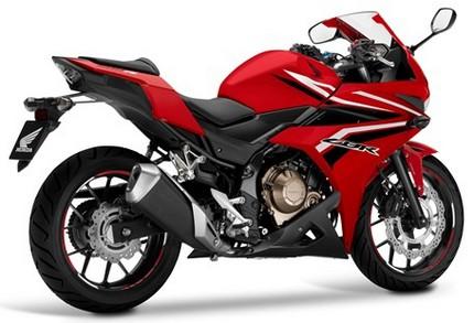 Spesifikasi Honda CBR500R