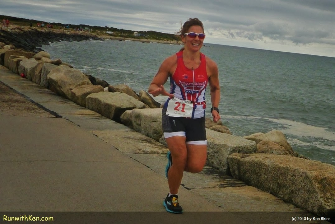 a scenic run by the restive sea runner at the buzzards bay sprint