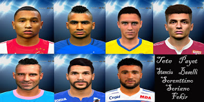 PES 2016 Facepack by prince hamiz