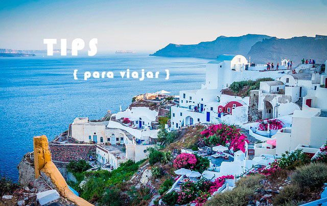 Tips para disfrutar al máximo de un viaje