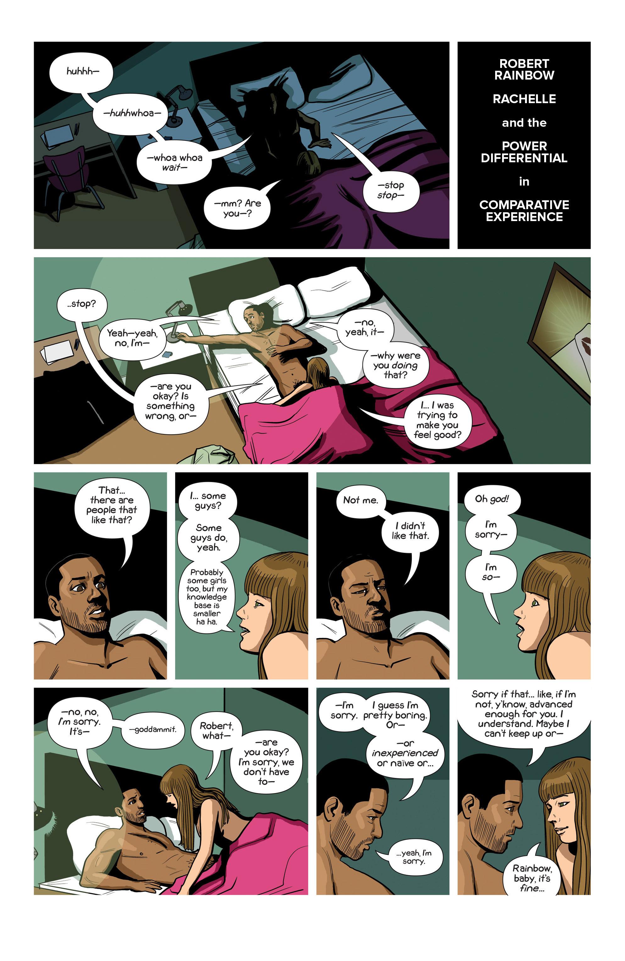 Read online Sex Criminals comic -  Issue #11 - 13