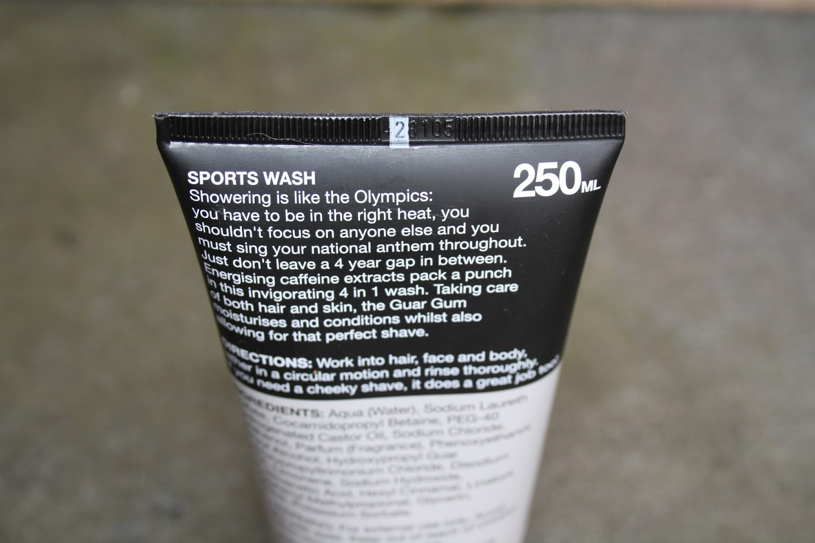 Scaramouche & Fandango 'SW' Sports Wash