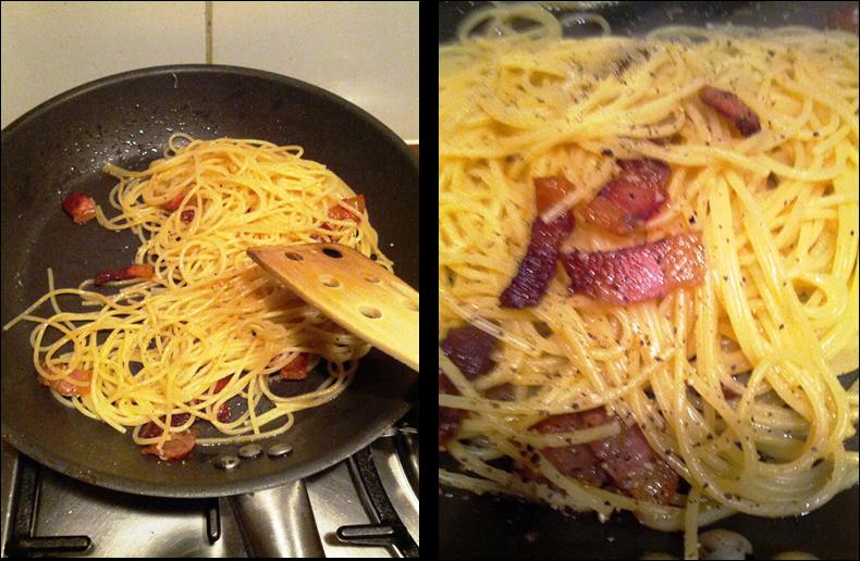 Pasta alla gricia, pasta gricia recipe, pasta amatriciana recipe, spaghetti alla gricia, rigatoni gricia, origin pasta gricia