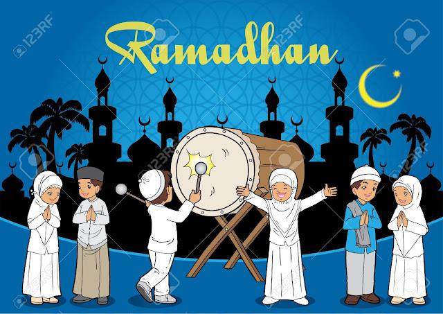 Bergembira Masuknya Ramadhan, Allah Mengharamkan Masuk Neraka