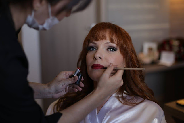 maquiagem de noiva rp