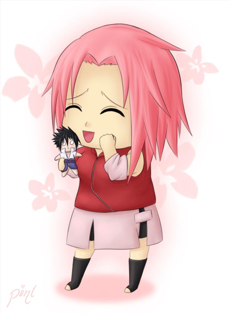 Acreths Chibi Sakura Haruno