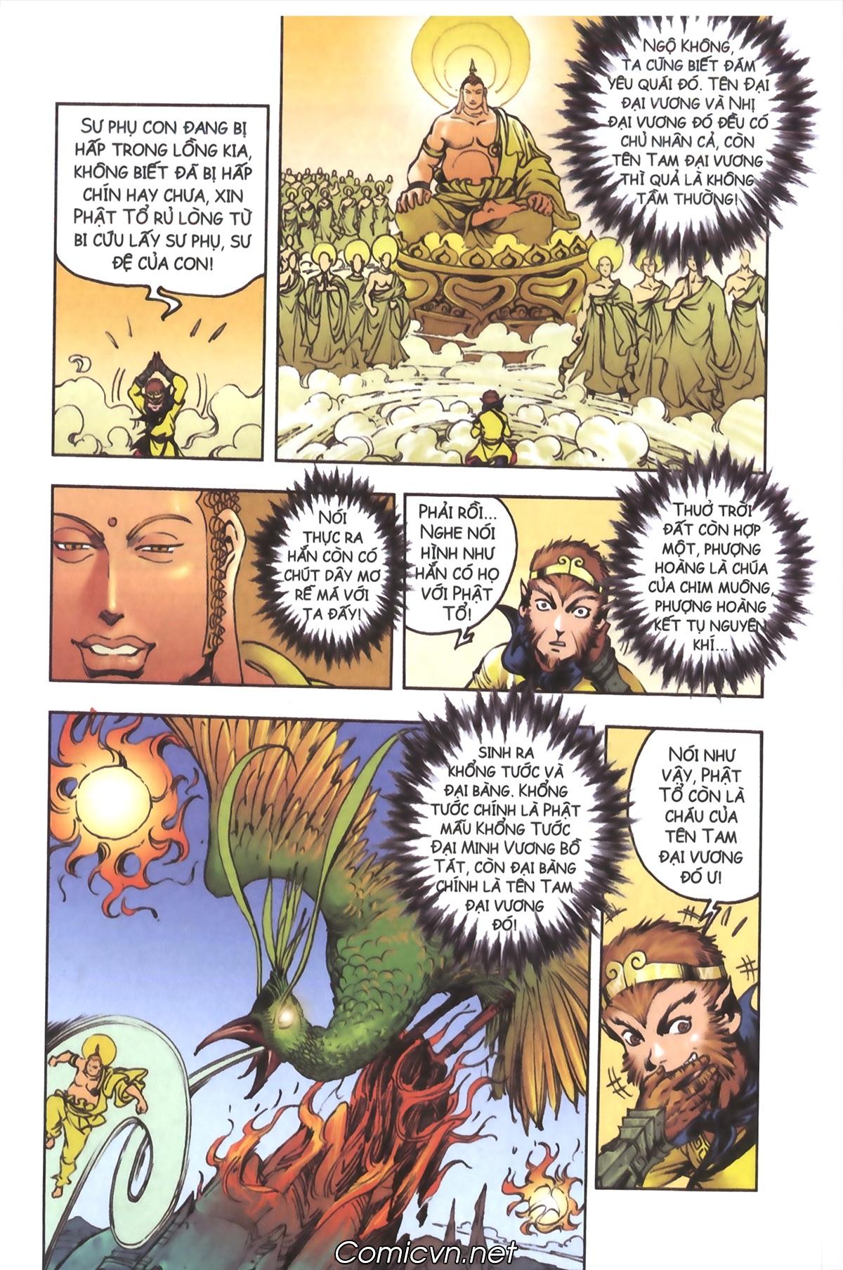 Tây Du Ký màu - Chapter 123 - Pic 6