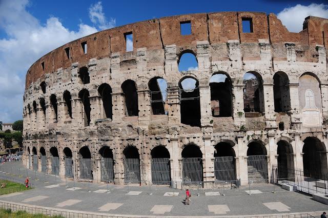 Shower Wisdom The Colosseum
