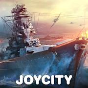 warship battle 3d world war II icon