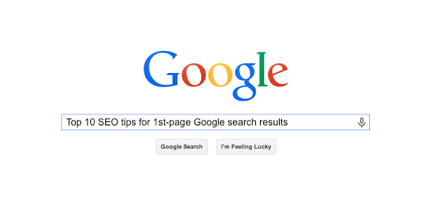 google-first-page-results