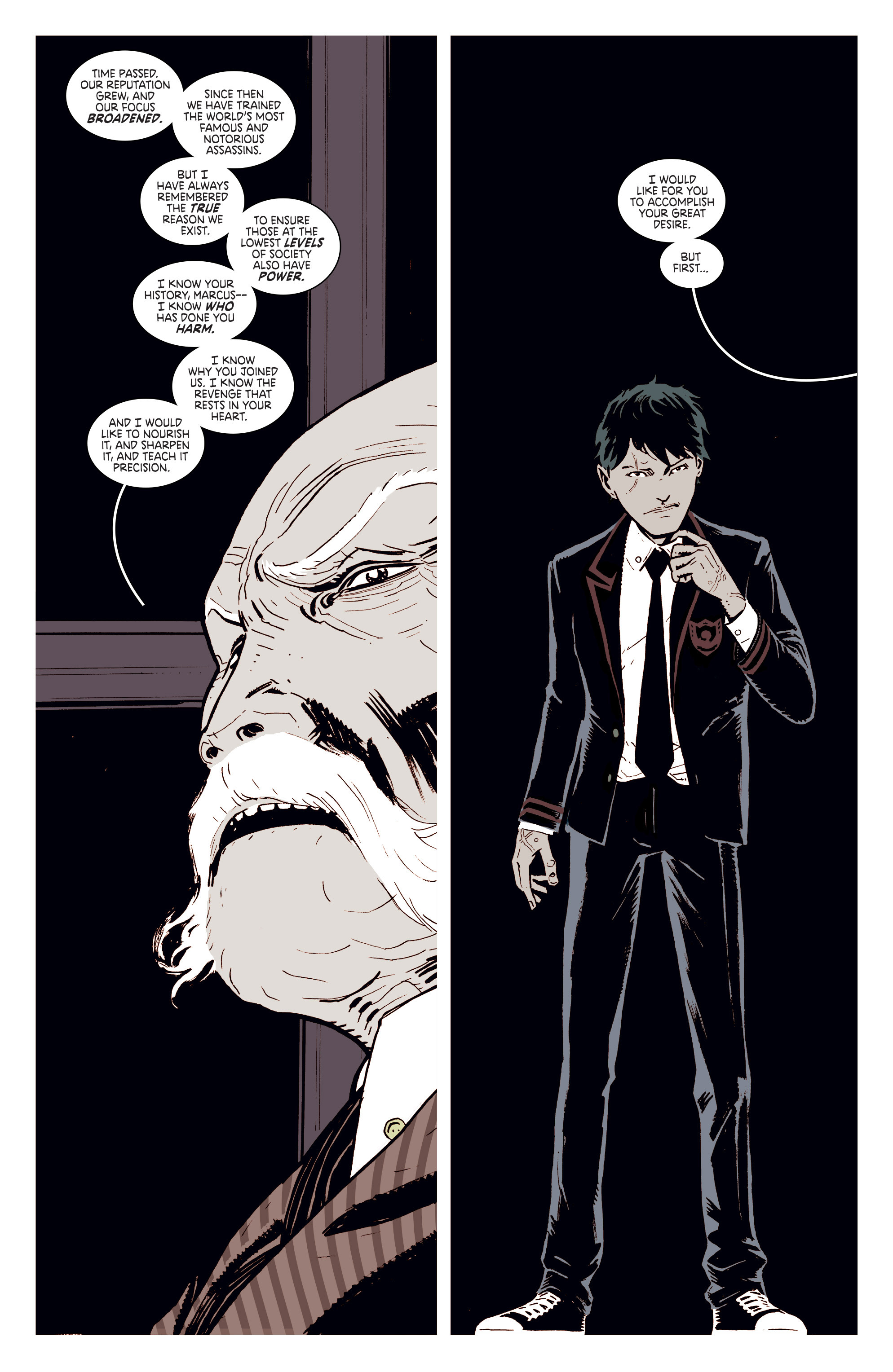 Read online Deadly Class comic -  Issue #2 - 5