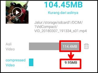 Cara Mengecilkan Ukuran Video di Android Dengan Gampang 2