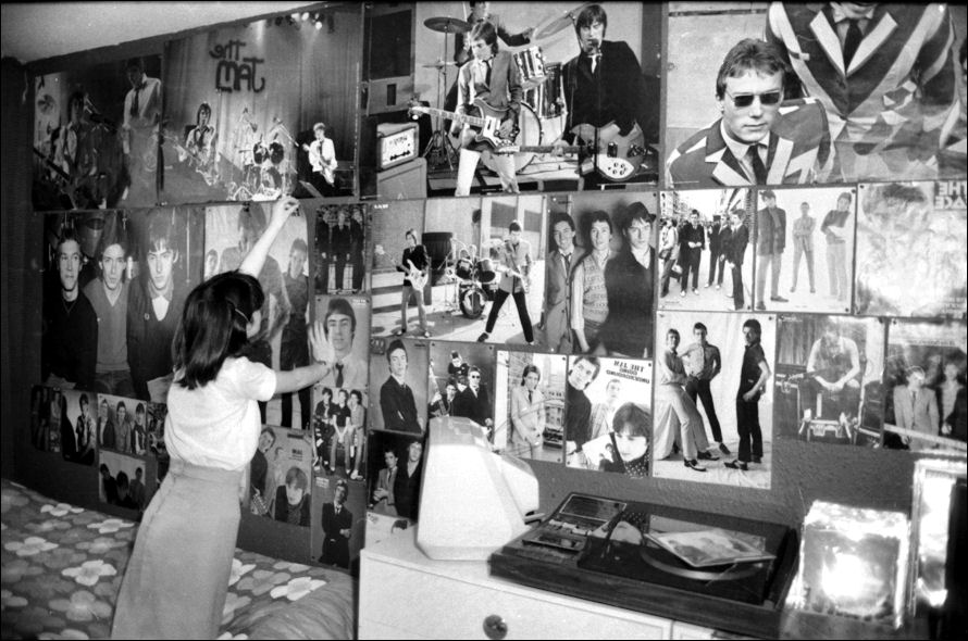 Pictures Of A Teenage Girl Room In The 1970s Vintage Everyday