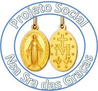 Nossa Senhora das Graças da Paróquia Santa Cruz de Viamão
