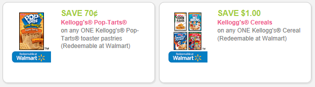 image about Pop Tarts Coupons Printable identify Kelloggs: 2 Refreshing Printable discount codes $0.70/1 any Pop Tarts