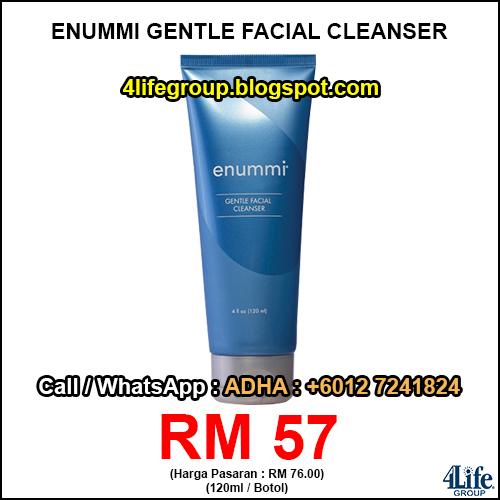 4Life Enummi Gentle Facial Cleanser
