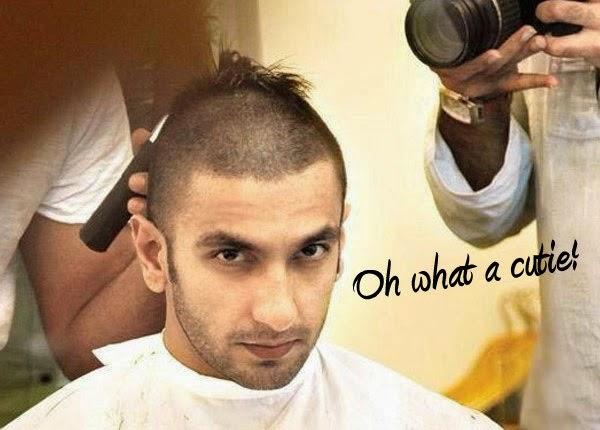 Blog head man shaved