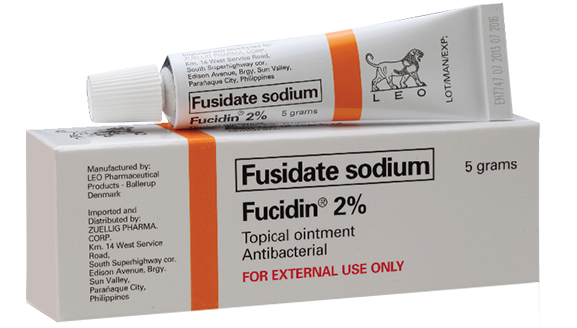 Fucidin Full Force Against Wound Infection Its Me Gracee