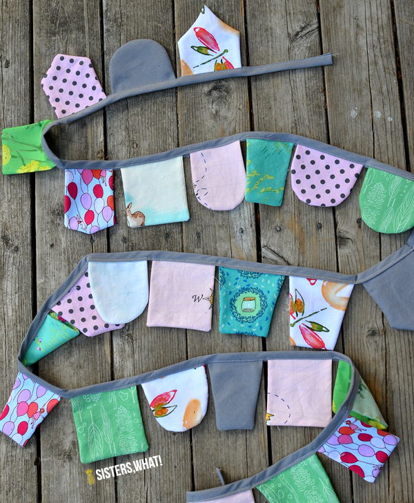 Ways To Reuse Fabric Scraps