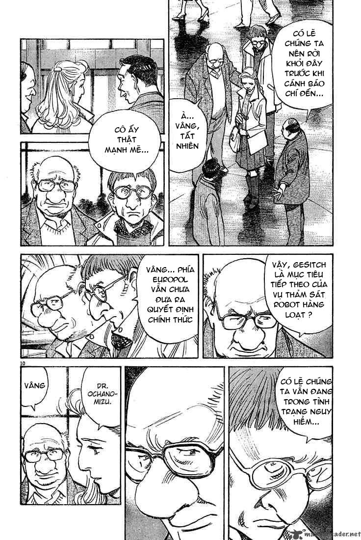 Pluto chapter 47 trang 12