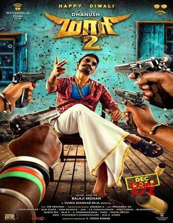 Maari 2 (2019) Hindi Dubbed ORG 720p HDRip x264 1GB Movie Download