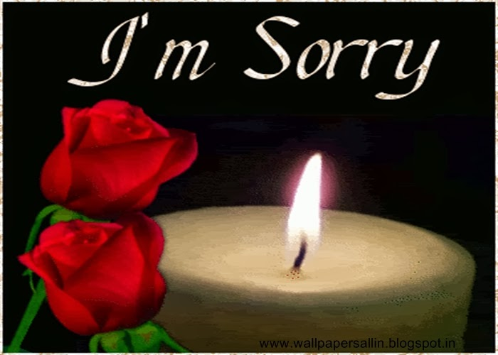 Sorry Wallpapers For Love Free Download