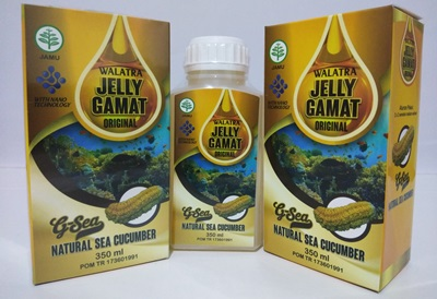 Walatra Jelly Gamat Rasa Original (G-SEA)