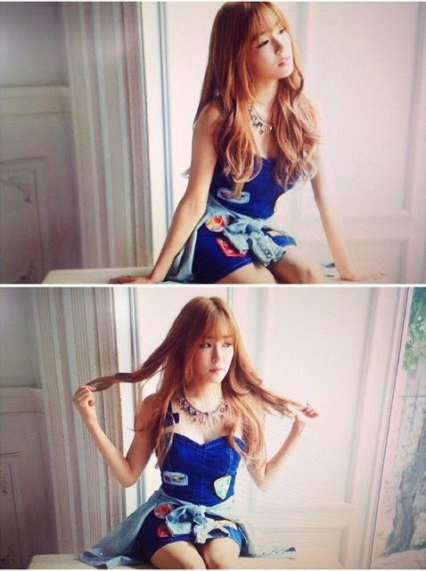 SNSD's TaeYeon and Tiffany are cute ribbon buddies in ...