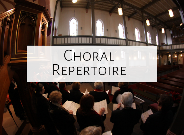 Choosing repertoire for your choir