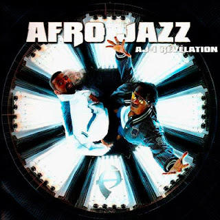 Afro Jazz - AJ-1 Revelation (1999) 320 kbps