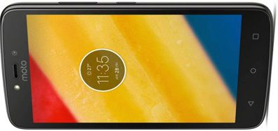 Moto C and Moto C Plus 4G Smartphones