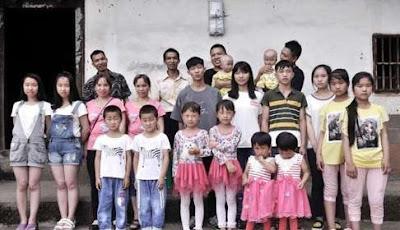 Terdapat 39 Pasang Kembar Dalam Perkampungan Kecil Ini