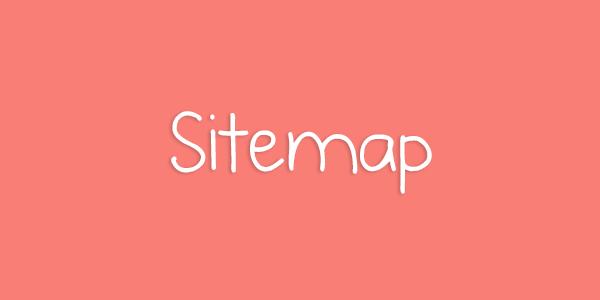 Cara Mudah Membuat Halaman Sitemap atau Daftar Isi Sederhana di Blog